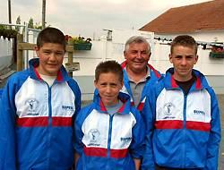 Champions triplettes 2004