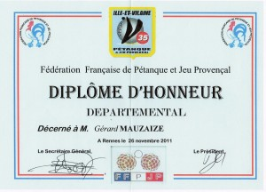 diplme Grard Mauzaize