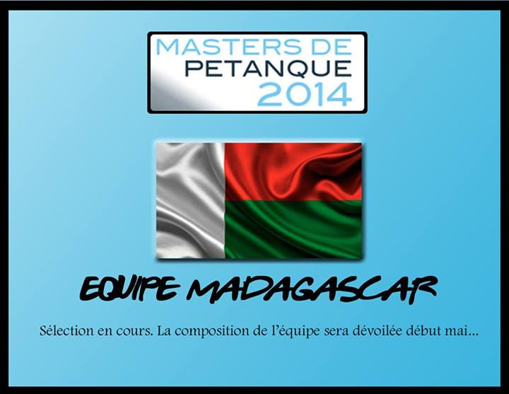 Equipe MADAGASCAR