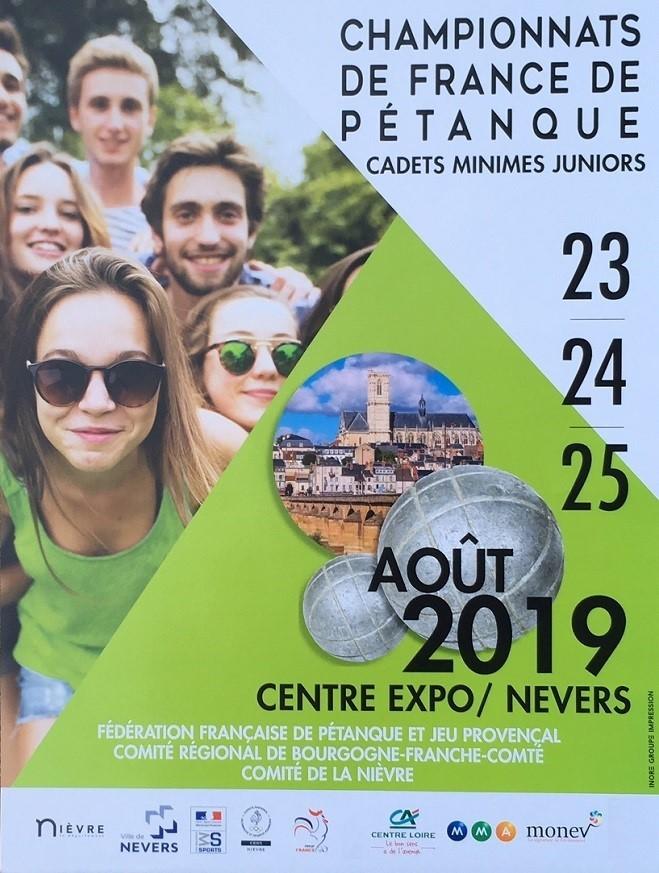 Calendrier Championnat De France Petanque 2019.Aout 2019 Petanque La Chaussee Blain